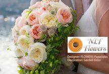 luxury weddings Bouquets by Flowers Papadakis