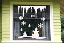 Vianoce/zima