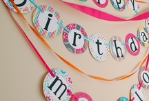 1st bday (what!?) / by Kimberly Lam
