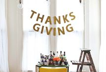 Thanksgiving / by Kelly Golightly