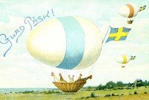 Glad Pask / Scandinavian Easter
