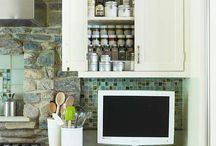 Decor - Kitchen Ideas / by Cathy Brown