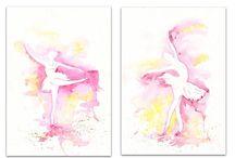 Art for kids / nursery art, kids room decor, nursery decor, children bed room, wall art,