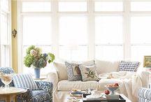 Home Decor: Sunroom