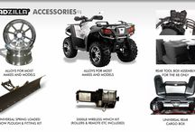 ATV Accessories / We have a supply of quad bike accessories that will help to improve your atv quad bike for all your different needs and uses.  http://www.fresh-group.com/atv-accessories.html