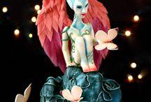 Fantasy cake