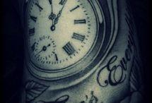 Inked / Slick tattoo's
