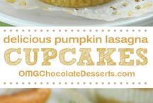 Food and drink / Pumpkin lasagna