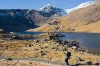 Fun ways to keep fit In Snowdonia In Winter