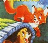 the Fox & the Hound / Rox & Rouky