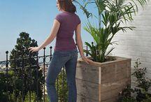 Cajón para macetas con Dremel Saw Max / Decorá tu balcón o jardín con un moderno cajón para macetas con Dremel Saw Max.