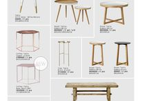 Coffee Tables and Stools