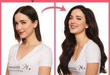Hair / Hair tips and styles