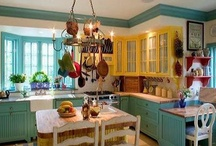 kitchens / by Dawn Davis