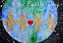 earth day / by Amy Cavallin