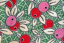 Berries: art, design, pattern, fashion... / Juicy berries. Colourful pattern. Art pictures. Fashion, style and trendy.