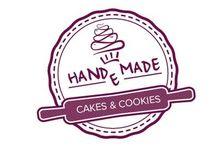hand e made cake&cookies / handemade
