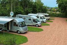 Camperplekken campings
