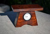 "2"" Limbert Craftsman Clock / 2"" Limbert Craftsman Clock"