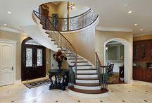 Foyer Design / Flooring & Walls / by Shari Savlick