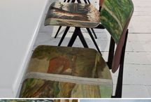 printed furniture