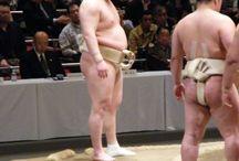 Personal Sumo Pics - April 2008 / The all-stables practice before the Yokozuna Deliberation Council, April 29th 2008. http://www.amazon.com/dp/B006C1I5K8