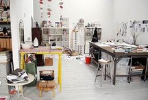 work spaces / by Dvora Levy