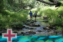 Conserve / Habitat Restoration Resource Plans Watershed Plans Water Conservation Stormwater/LID Fire Management Historic Resources Visual Resources LEED/Sustainability