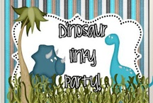Dinosaurs / by Heather Overfield