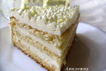 Вкусные торты пироженые  пироги пирожки