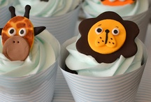 Kids & Baby desserts decorated / by Samantha Young