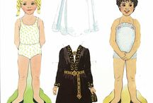 Paper Doll - Traditional