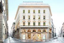 Fendi ouvre un hôtel à Rome