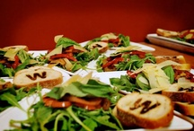 Dining / Catering ideas for weddings and special events