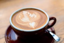 For the love of coffee <3 / by Kristin Carter