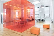 Architecture - interiors - offices