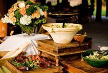 Niclas 50th / Buffet set-up