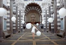 Imagine France / Artist Maia Flore has traveled across France and turned her gaze on some of the country's most famous sites.