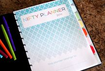Planners & Journals / by Nancy Lundy