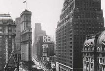 1920s New York / Historical photos of New York City