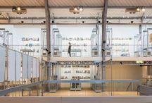 """Exposition """"Réinventer.Paris"""" / Le Pavillon de l'Arsenal présente les lauréats, les 74 finalistes et les 358 projets soumis par les équipes pluridisciplinaires ayant participé à l'appel à projets urbains innovants, première mondiale pour imaginer et construire autrement la ville de demain."""
