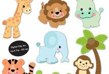 animales de Pach para bebe