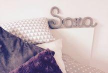 Splot frywolny / Home decor, children names, knitted names, knitting, crocheting