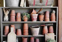 Potting shed / Garden
