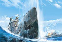 German bateaux ww2