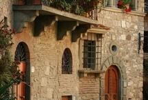 Taş evler