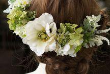 Wedding headaccessory