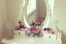 b e a u t y / I love Make-up