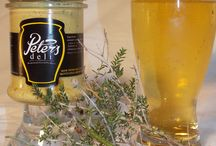 Peter's deli Greece homemade gourmet foods and recipes. / Food and drink
