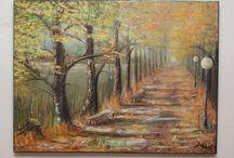 Art Jitka Dubová / Art, painting